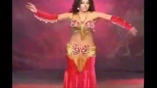 Santana  -  Smooth With Sensational Belly Dancer