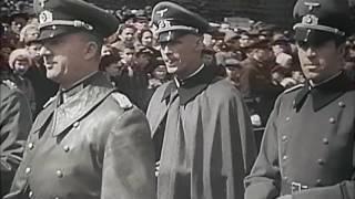 парад 1 мая 1941 в москве в присутствии немцев
