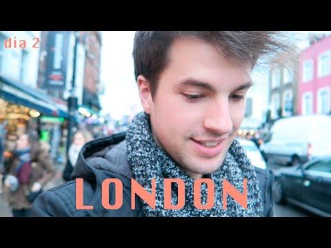 LOS SECRETOS DE CAMDEN TOWN: Londres día 2 #JulenWasHere
