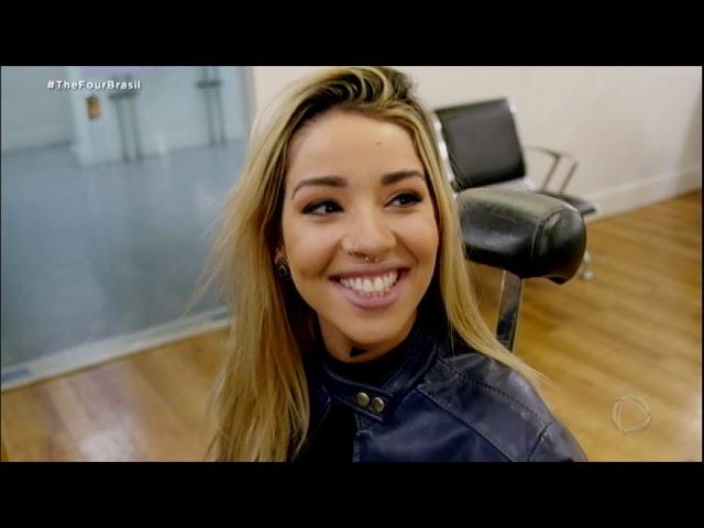 Finalistas do The Four Brasil vivem semana de celebridade