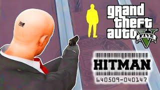 "GTA 5 PC Mods - HITMAN ""AGENT 47"" MOD! GTA 5 PLAY AS HITMAN MOD! (GTA 5 Mod Gameplay)"