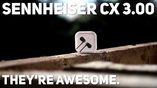 Possibly the BEST in-ear headphones Ive used       Sennheiser CX 300