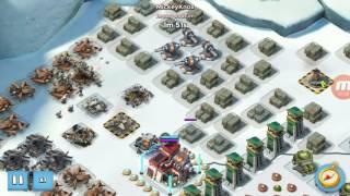 Boom Beach Gearheart War Factory Level 45