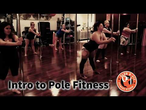Intro to Pole Fitness @Club B-FIT