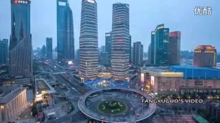 魅力上海 2014 Shanghai Timelapse