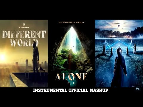 alone-ii-✘-lost-control-✘-on-my-way-[mashup]---alan-walker,-ava-max,-sorana-&-more-(instrumental)