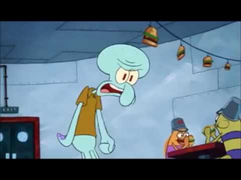 Squidward - I Listen to Public Radio