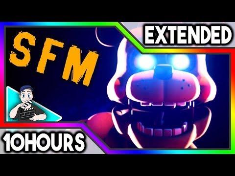 (SFM) FNAF SONG Lots Of Fun By TryHardNinja【10 HOURS】