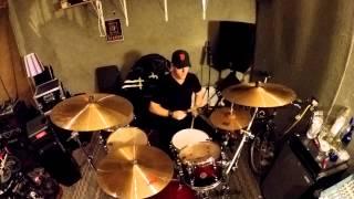 """AC/DC """"Girls Got Rhythm"""" (Drum Cover)"""
