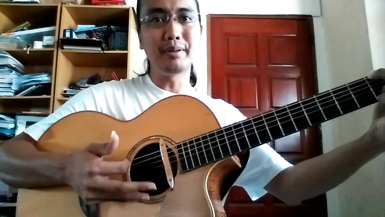 Smiths How to play finger picking style guitar