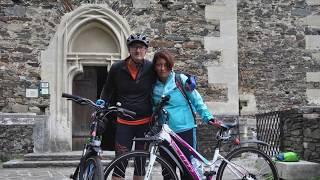 Dolina Wachau na rowerach 12-15.08.2017r- cz1. Spitz - Krems - Spitz - ok 41 km