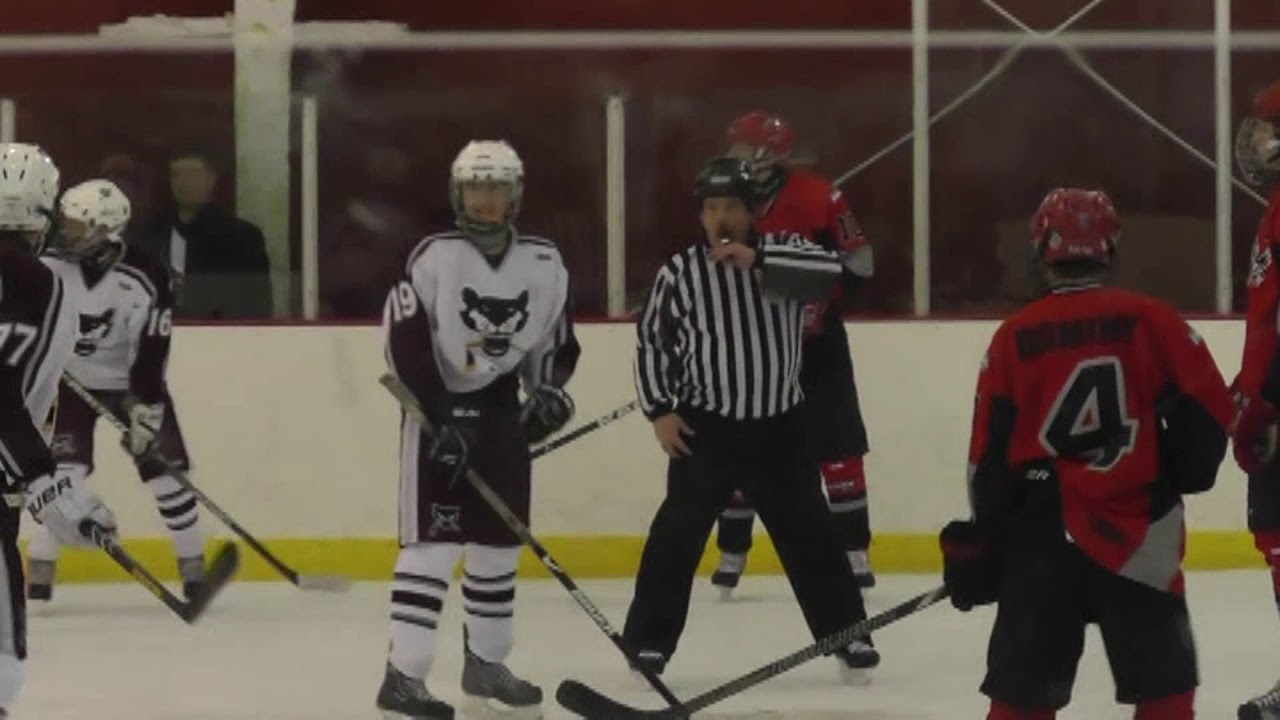 NCCS - Beekmantown Hockey  1-9-13