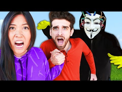 UPGRADED HACKER DEFEATS DANIEL & REGINA! Searching for Technology to Destroy Project Zorgo