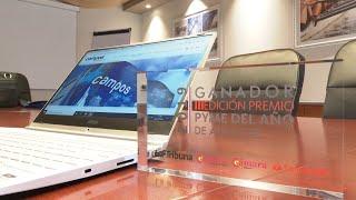 Campos Corporación recibe el premio Pyme del Año en Albacete