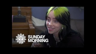 Billie Eilish on creating a song