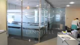 Full Floor Fitted Office in Almas Tower JLT for rent