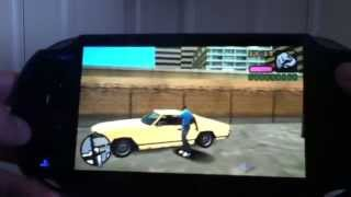 GRAND THEFT AUTO: Vice City Stories on Ps Vita (GTA:VCS)