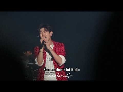 [FANCAM] [Eng Subs] 191020 Grand Mint Festival - Eric Nam Love Die Young