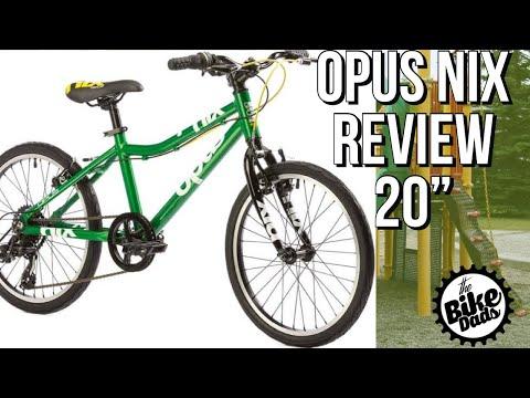 Opus Nix 20 Inch Bike Review