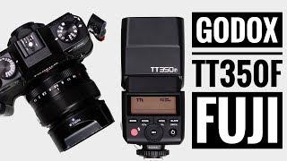Godox TT350F   Best Mini Flash (HSS + TTL) for Fuji X Series