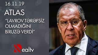 """""""Lavrov tərəfsiz olmadığını biruzə verdi"""""""