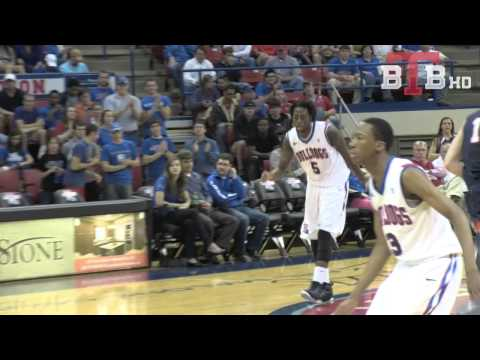 Sights and Sounds of Louisiana Tech beating UTSA 74-49 to go to 20-3 on the year