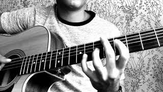 "X ""EQUIS"" (Cover Guitarra) Nicky Jam & J Balvin Video"