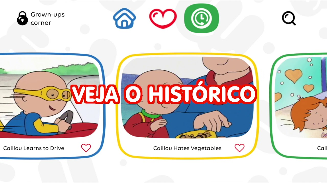 Caillou Kids TV APK   Free download for Android