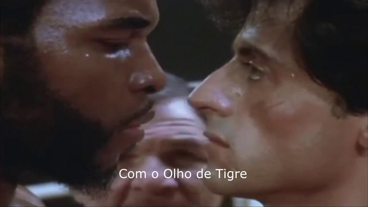 Rocky Tribute - Eye of the tiger (Legendado)