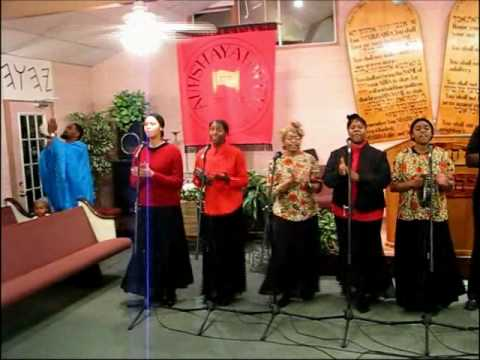 Sing Praises To YAHWEH With The Timbrel