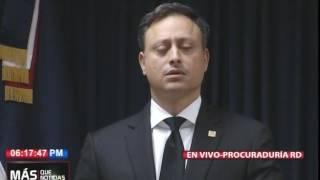 Gerente de Odebrecht identifica a Angel Rondon como persona que recibió los US$ 92 millones