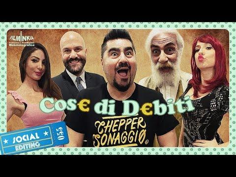 Cose di Debiti (SOCIAL EDITING)