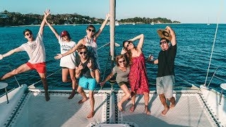 Sweet & Salty - Sailing With Family (Las Perlas Islands)