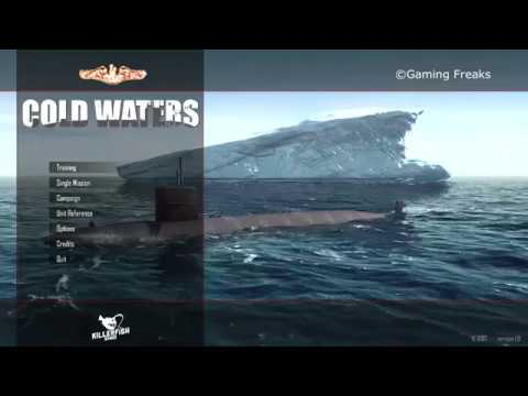 COLD WATERS: USS Narwhal Class vs Soviet Union Alpha Class Submarines
