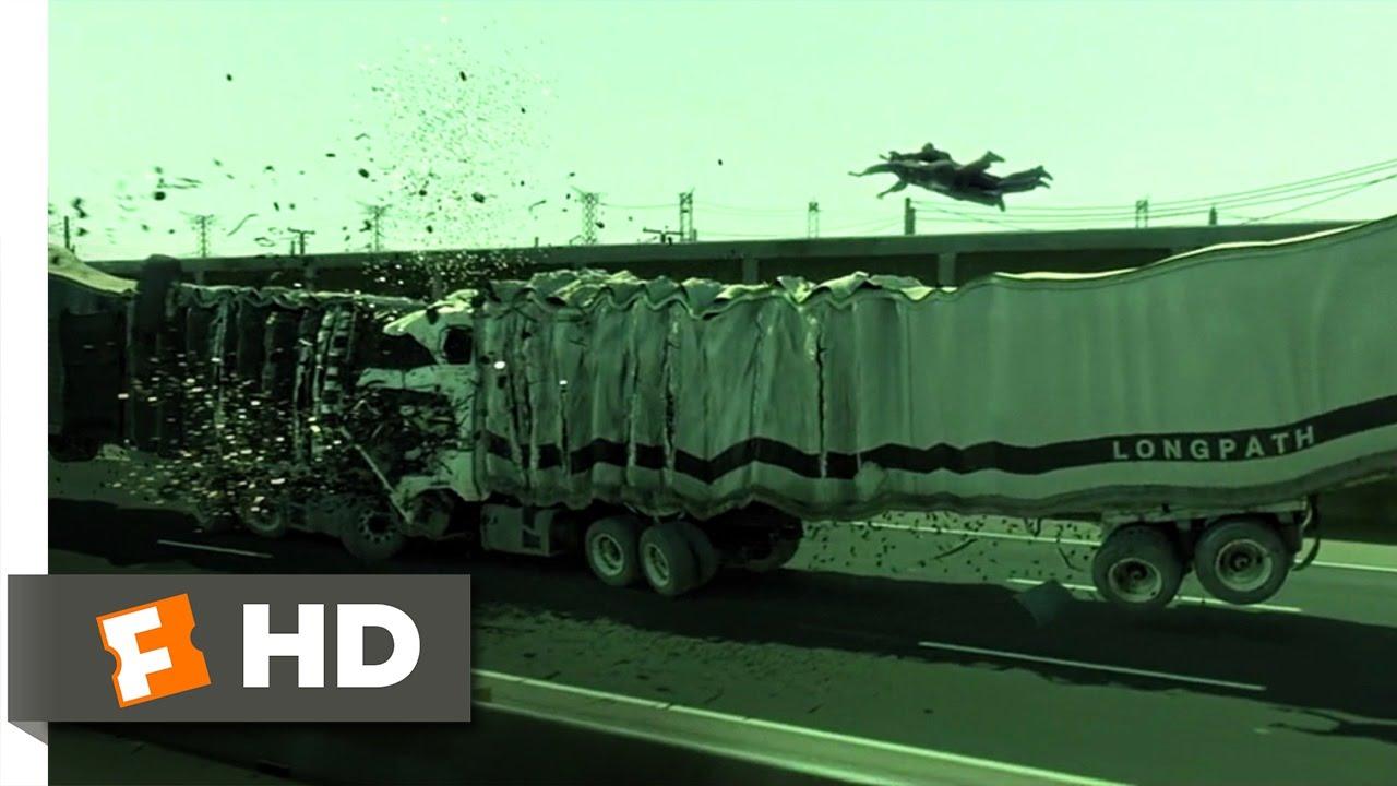 The Matrix Revolutions (2/5) Movie CLIP - Saviors of Zion (2003 ...