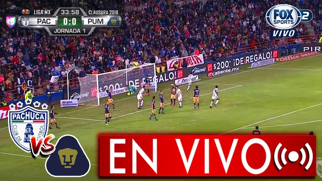 Centro comercial cuadrado Tacto  🔴 Pachuca vs Pumas En Vivo 📺 Jornada 15 | ✅ Fox Sports | 2020 - YouTube