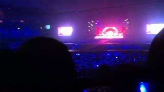Super Junior SS4 TOKYO sapphire blue sea 2 @ Tokyo Dome