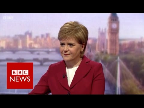 Nicola Sturgeon accuses Theresa May of 'dismissing' Scottish Brexit concerns- BBC News