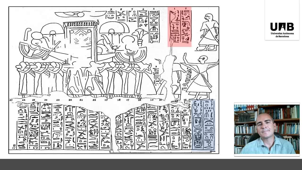 Download Coursera egiptología IEPOA UAB - L7A06 E1 - Problemas al final de la dinastía XX - Prof. José Lull