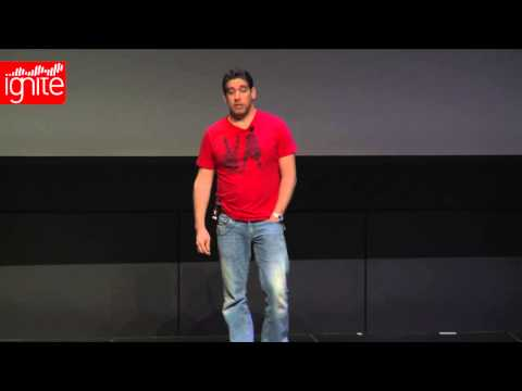 Nir Zuk Keynote at Ignite 2014