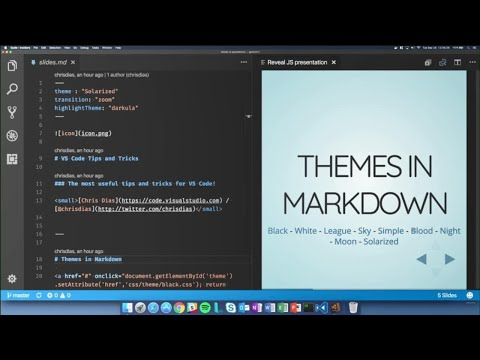 Visual Studio Code: The most useful (and underused) tips and tricks | BRK3394
