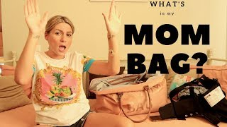 WHAT'S IN MY MOMMY BAG VLOG || GIO DREVELI ||