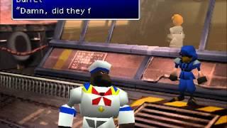 Final Fantasy VII - Cargo Ship - Part 1/2 - (PS1/PC)