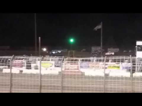 Jeffrey Hudson L88 Siskiyou Motor Speedway Yreka Main Ev