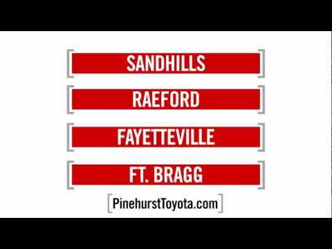 Pinehurst Auto Mall - Your Store-Toyotathon