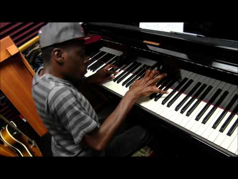 """Lil Greg Edwards """"Total Praise"""" Grand Piano 2014"""