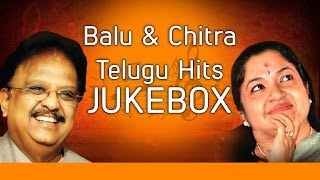 S P Balu & Chitra Telugu Hit Songs || Jukebox