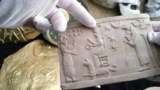 ANCIENT ASTRONAUT ARTIFACTS PT1 - DECIPHERED