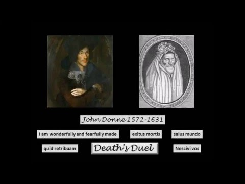 Death's Duell, by John Donne 1572-1631