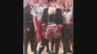 adam and the ants- kings of the wild frontier
